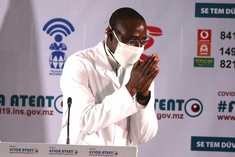 Sobem para 115 casos de Covid-19 em Moçambique