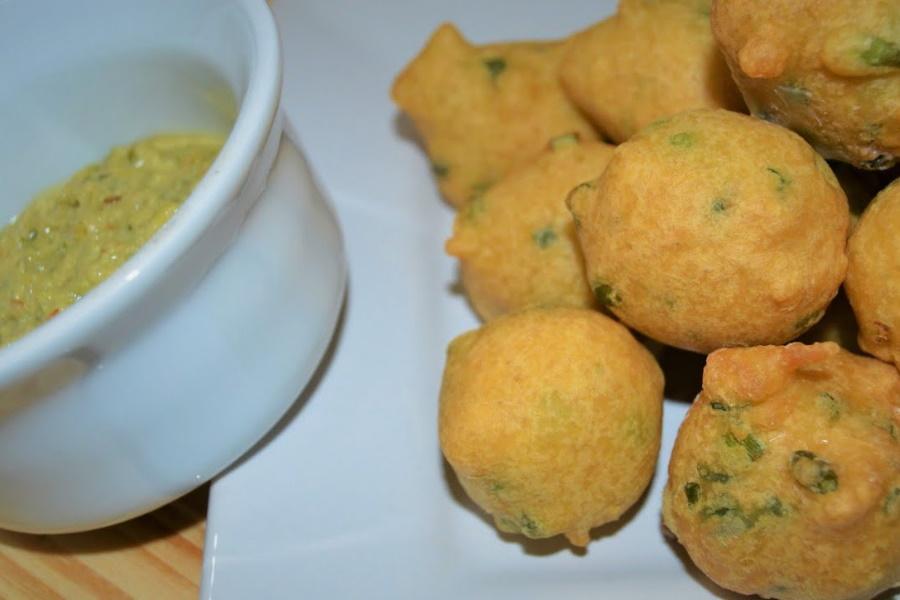 Street food: Badjia