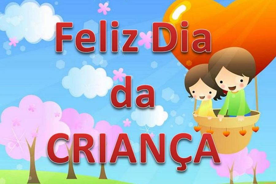 Celebre o Dia da Criança