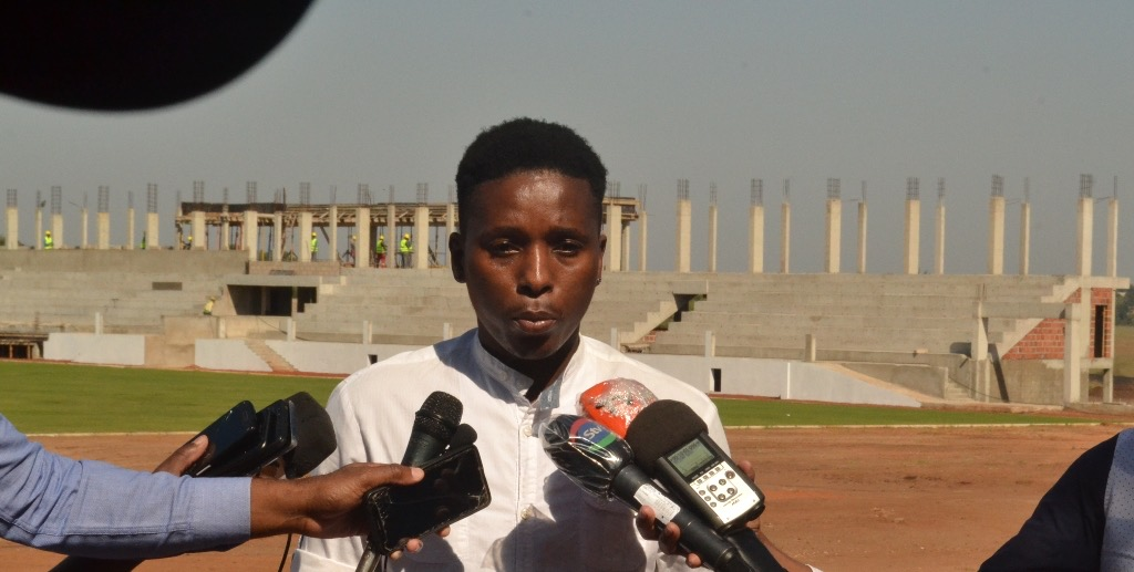Dominguez a favor da mudança de época futebolística em Moçambique