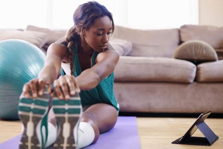 Exercícios físicos para fazer em 10 minutos e com muito pouco!