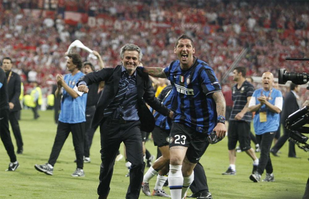 """""""Mourinho era um irmão, um pai e um filho da p*** alucinante"""""""