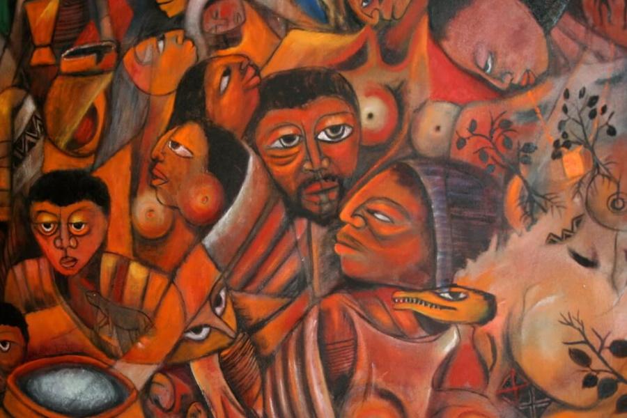 Feito em Moçambique: Obras de arte