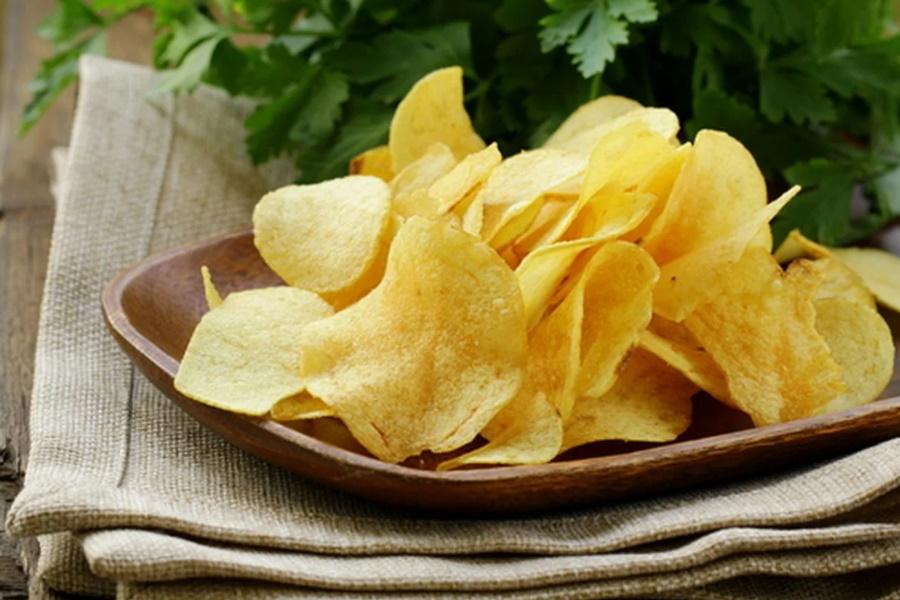 Chips caseiro