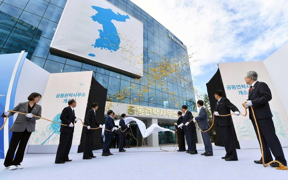 Kim Jong-un explode e destrói escritório de relações com a Coreia do Sul