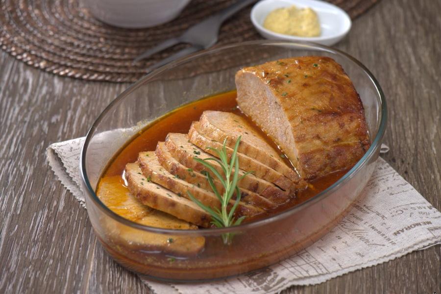 Lombo de porco para arrasar na hora de servir o jantar