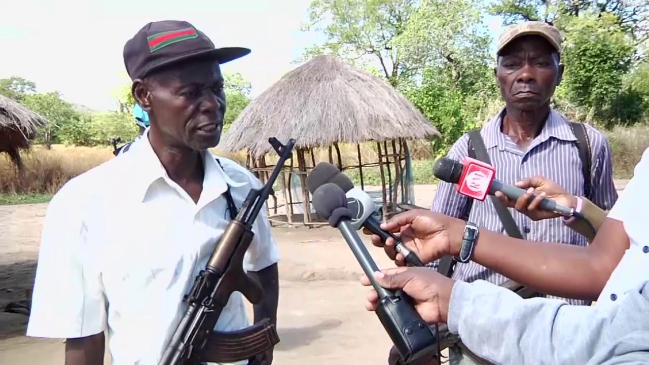 """""""Os que estão a entregar as armas depois vão juntar-se a nós"""" – Nhongo"""