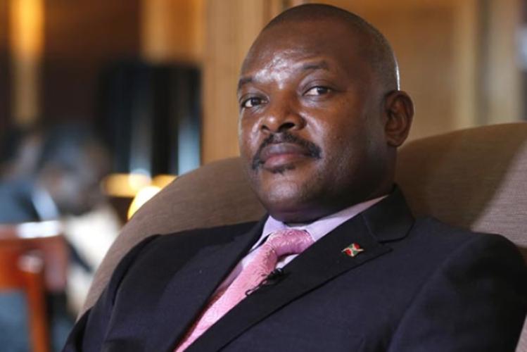 Morreu Presidente do Burundi