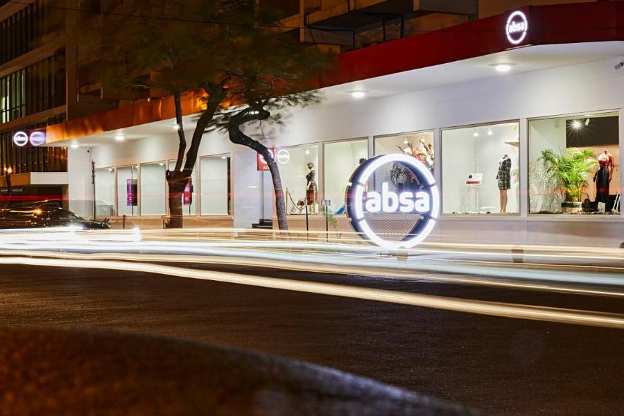 Banco Absa casa da Arte e da Moda