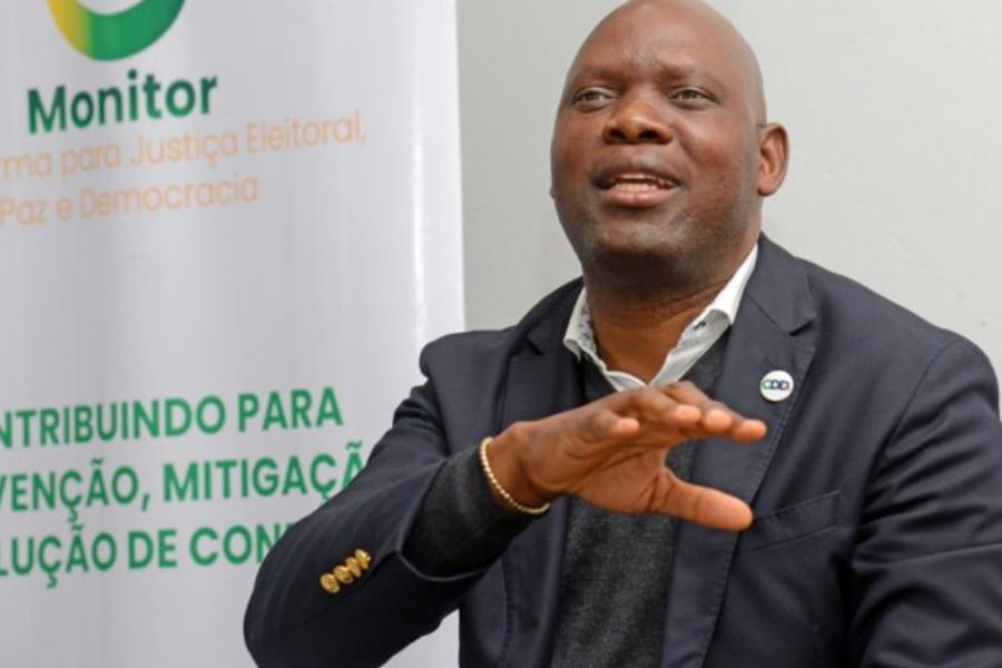 Activista moçambicano alvo de ameaça de bomba