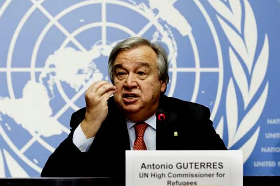 Desunião frustra Guterres secretário-geral da ONU
