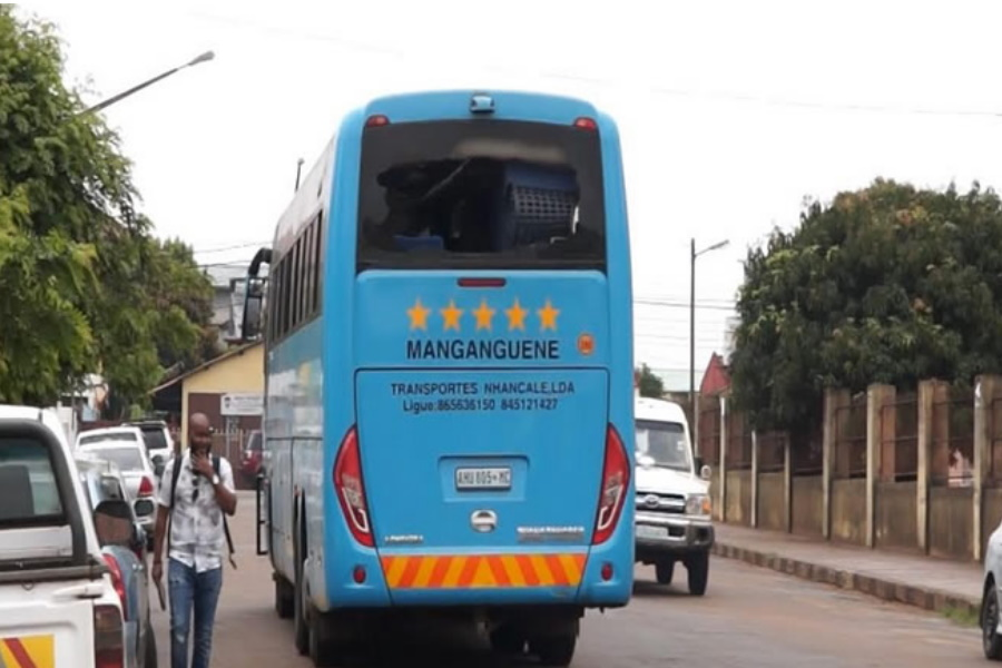 Ataque armado causa cinco feridos em Sofala
