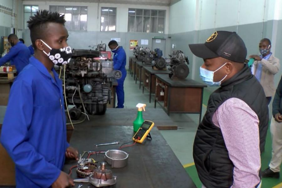 Centro de formação há um ano sem estudantes em Maputo e SEJE indignado