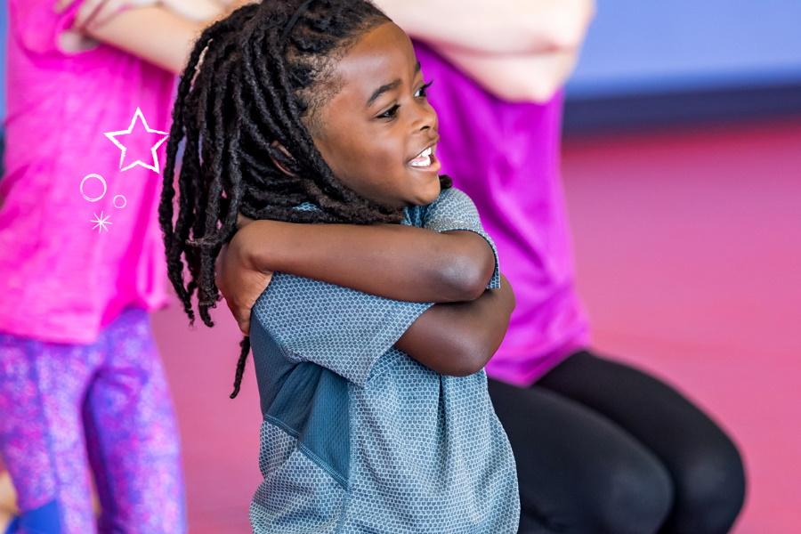 Como as crianças devem gerir as emoções em fase de mudança?