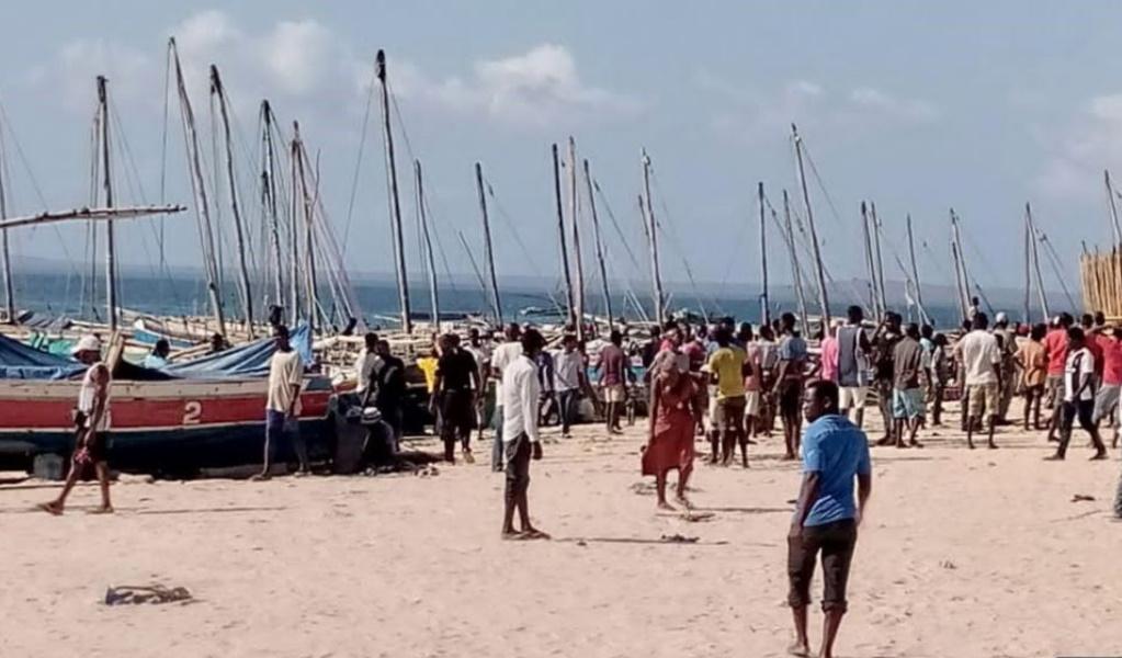"""Investigador alerta para """"a pior crise humanitária na história de Moçambique"""""""