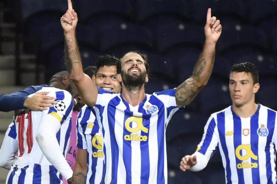 FC Porto conquista 1ª victória frente ao Olympiacos na Liga dos Campeões