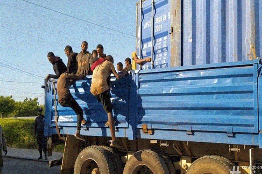 Réus condenados a nove anos de prisão pela morte de imigrantes etíopes