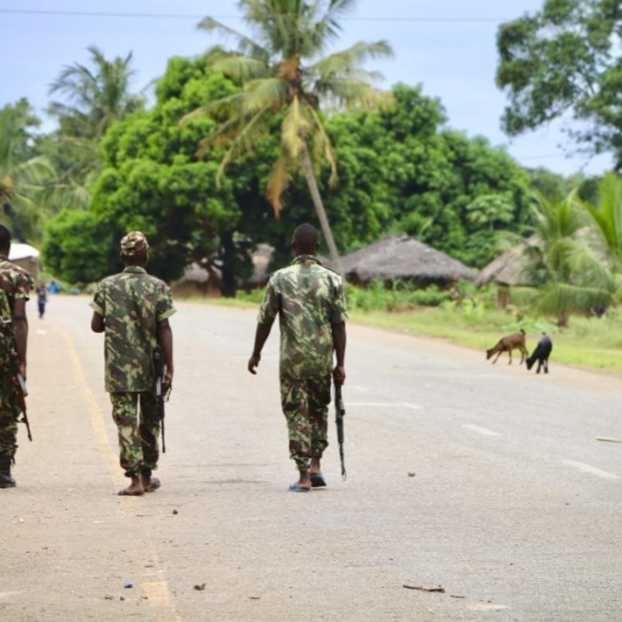 Insurgentes decapitam e torturam em Cabo Delgado
