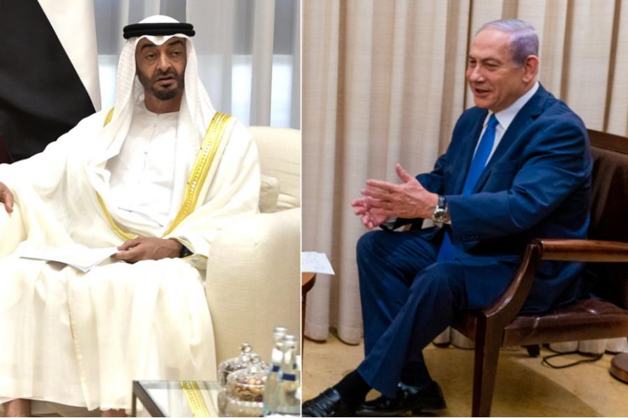 Emirados Árabes assinam acordos com Israel