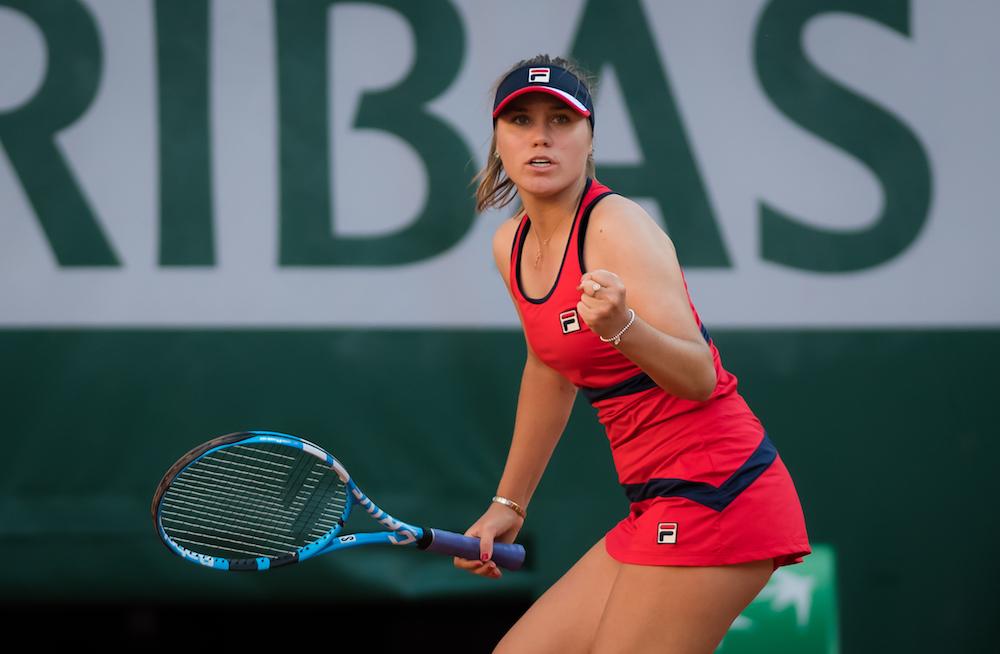 Kenin qualifica-se pela primeira vez para as meias-finais em Roland Garros