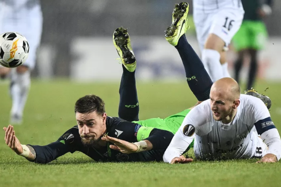 Liga Europa: Historial com austríacos em casa 'dá' vitória ao Sporting