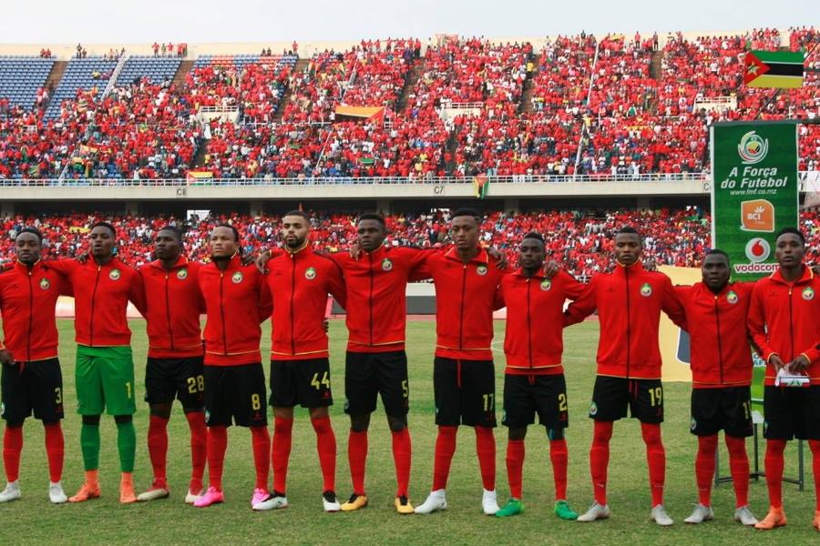 Mambas vão defrontar Camarões no Estádio Nacional do Zimpeto