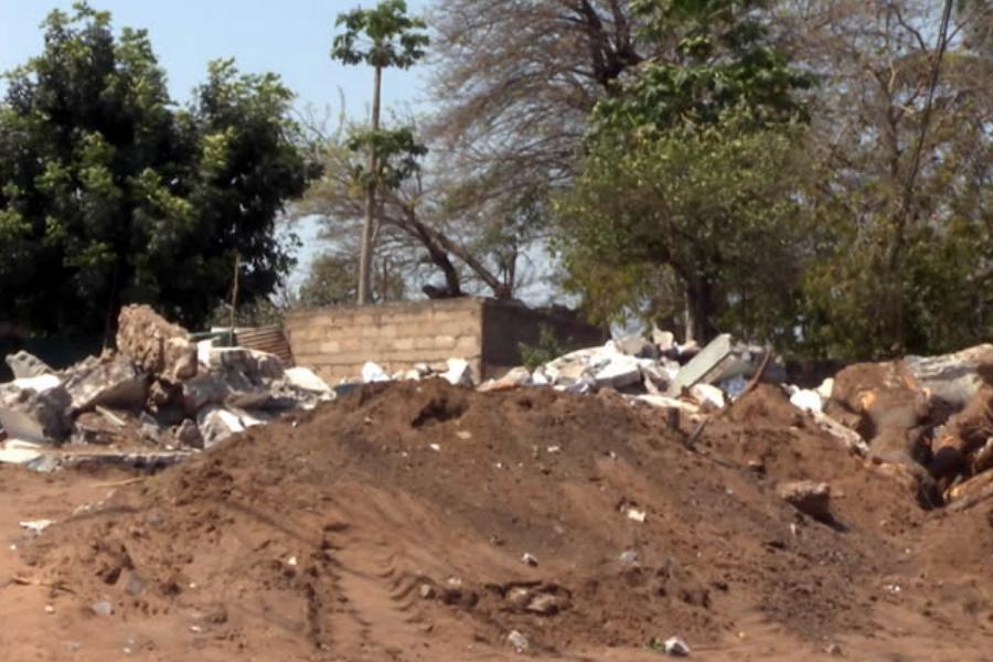 """Posto policial da """"Maquinag"""" em Maputo será remodelado"""