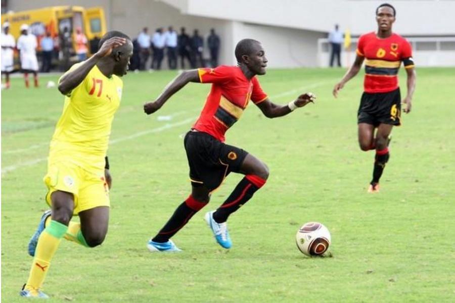 Moçambique e Angola em campo hoje