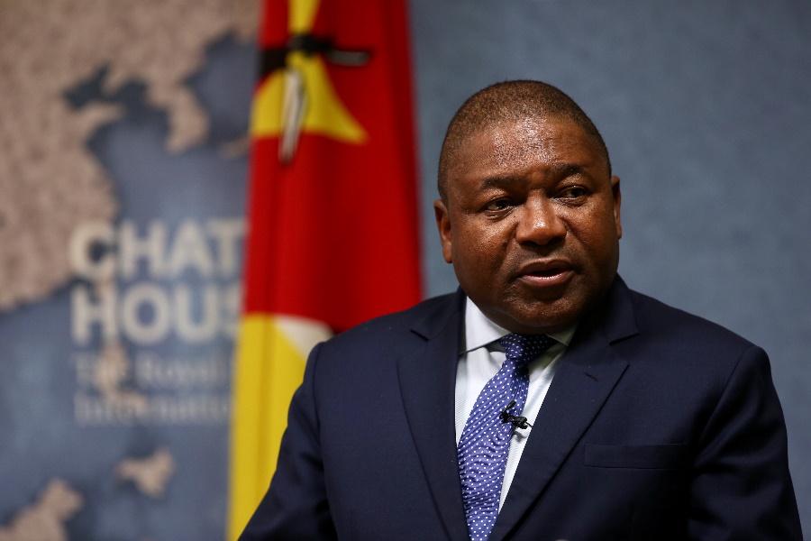 A conquista de Moçambique