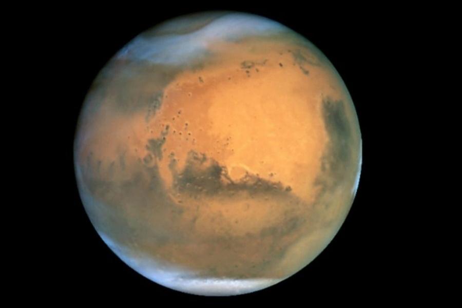 Marte estará mais próximo da Terra