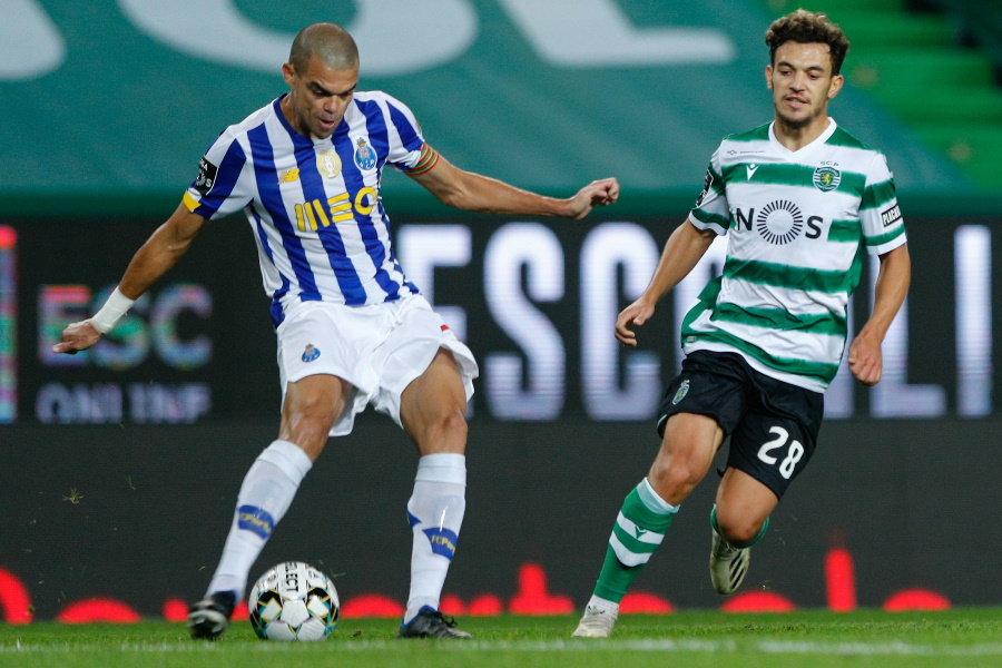 Sporting e FC Porto empatam em Alvalade