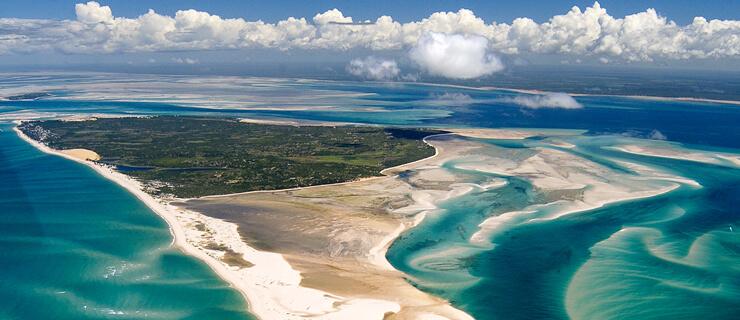 Arquipélago de Bazaruto eleito melhor conjuto de ilhas da África e do oceano índico