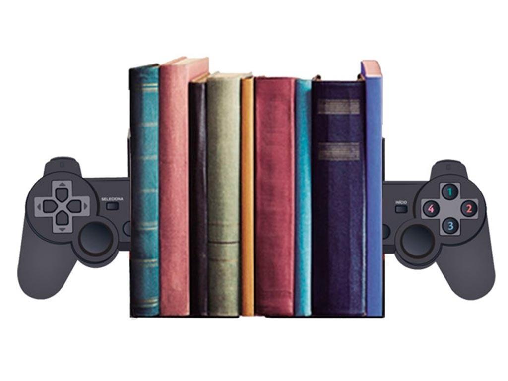 Você Sabia? Videogame vs. Livros