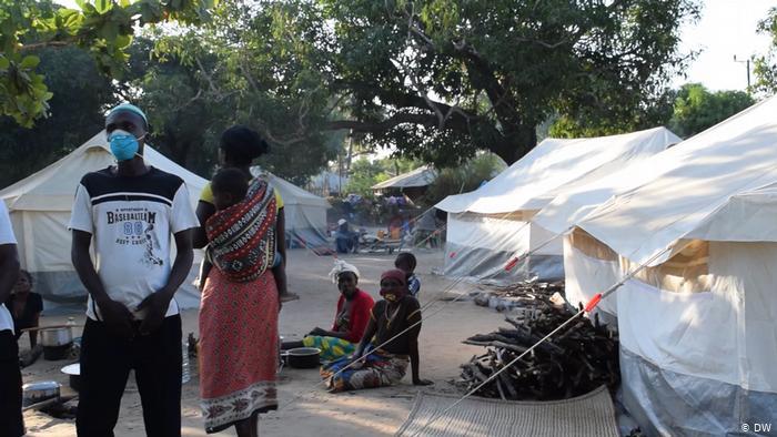 Agência da ONU sem dinheiro para alimentar todos os deslocados de Cabo Delgado