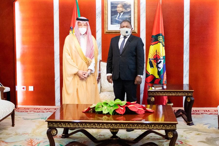 Arábia Saudita disponível a apoiar Moçambique