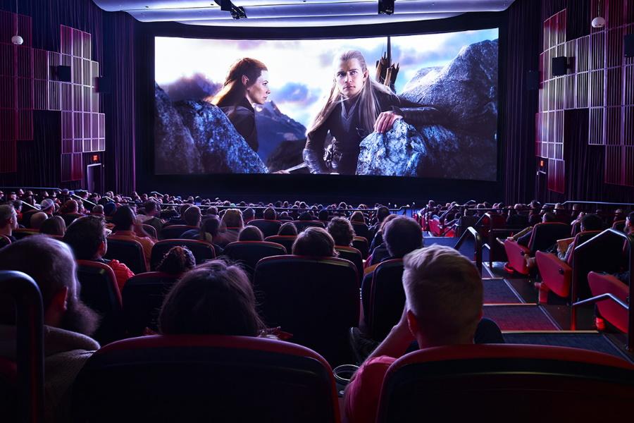 Sabe por que as salas de cinema são idênticas?