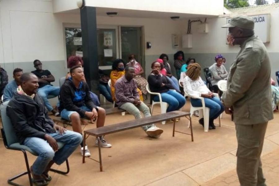 Prostituição e consumo de álcool leva 28 pessoas às celas em Beluluane