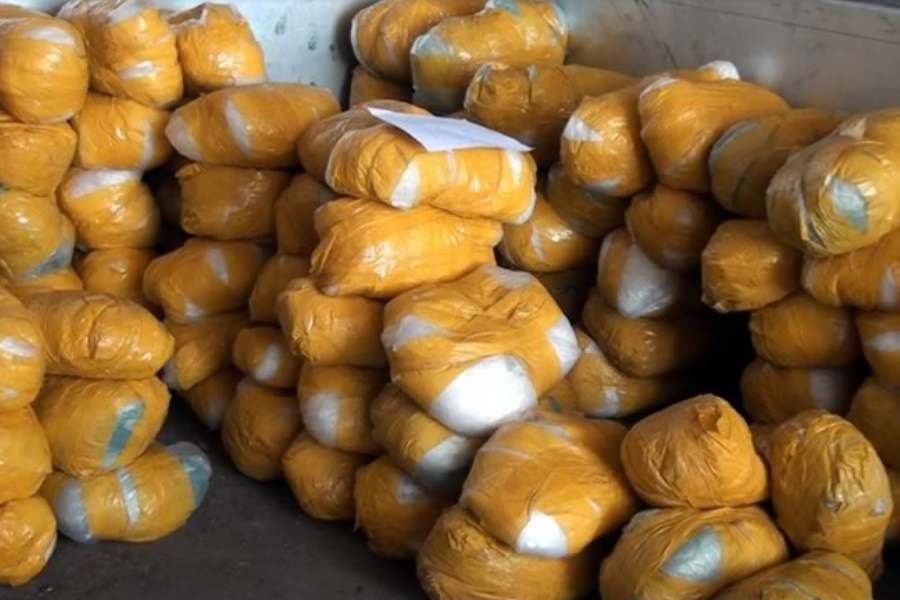 Costa de Nampula é a nova aposta dos traficantes para meter drogas