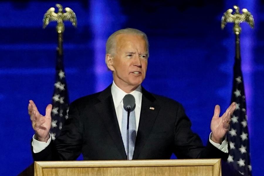 Joe Biden novo presidente dos EUA
