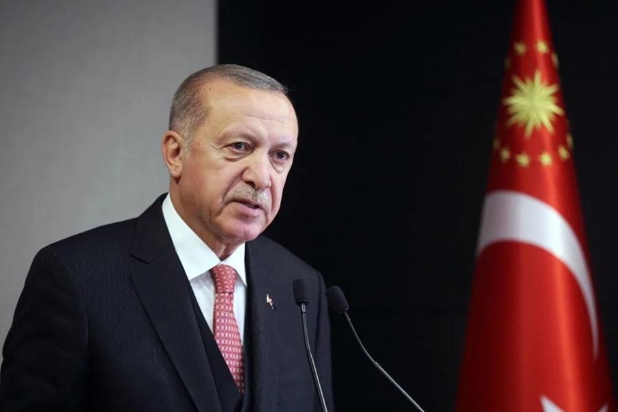 Presidente da Turquia felicita Biden pela victória