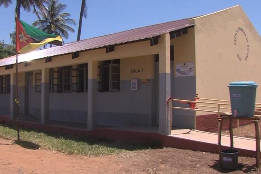 Reabilitadas só 500 das 2.700 salas de aula destruídas pelo Idai em Sofala
