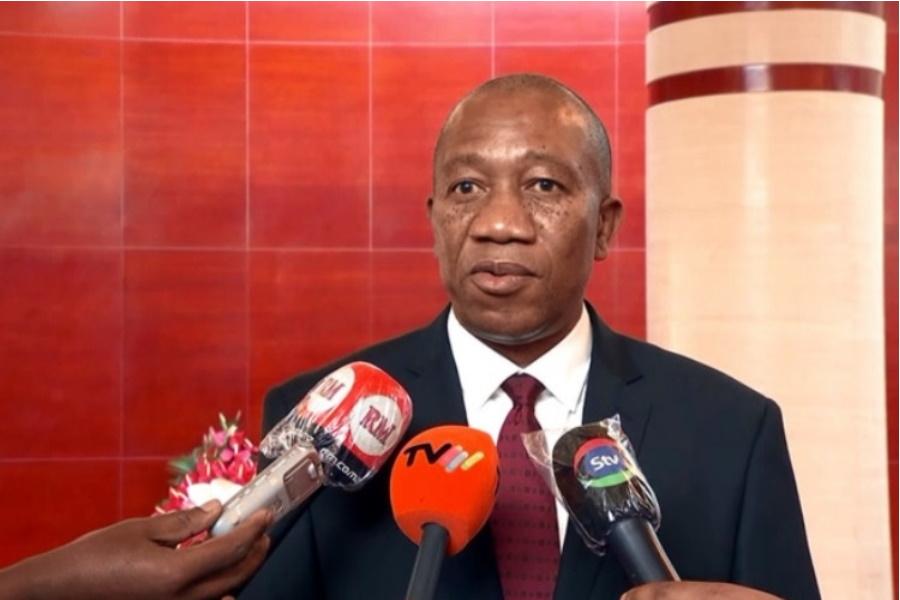 Agostinho Langa Júnior nomeado secretário de Estado do Ensino Técnico-Profissional