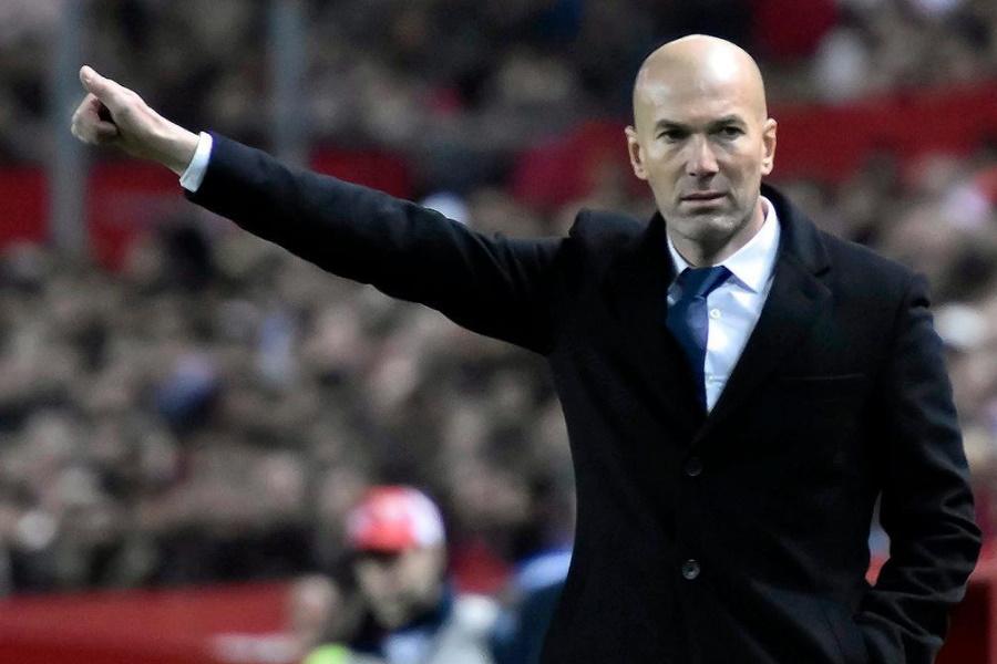 """Zidane: """"Começamos bem e depois do empate tudo mudou"""""""