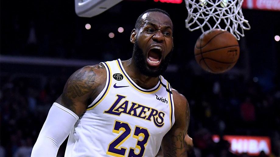 NBA: jogadores aprovam início da época a 22 de dezembro com menos jogos