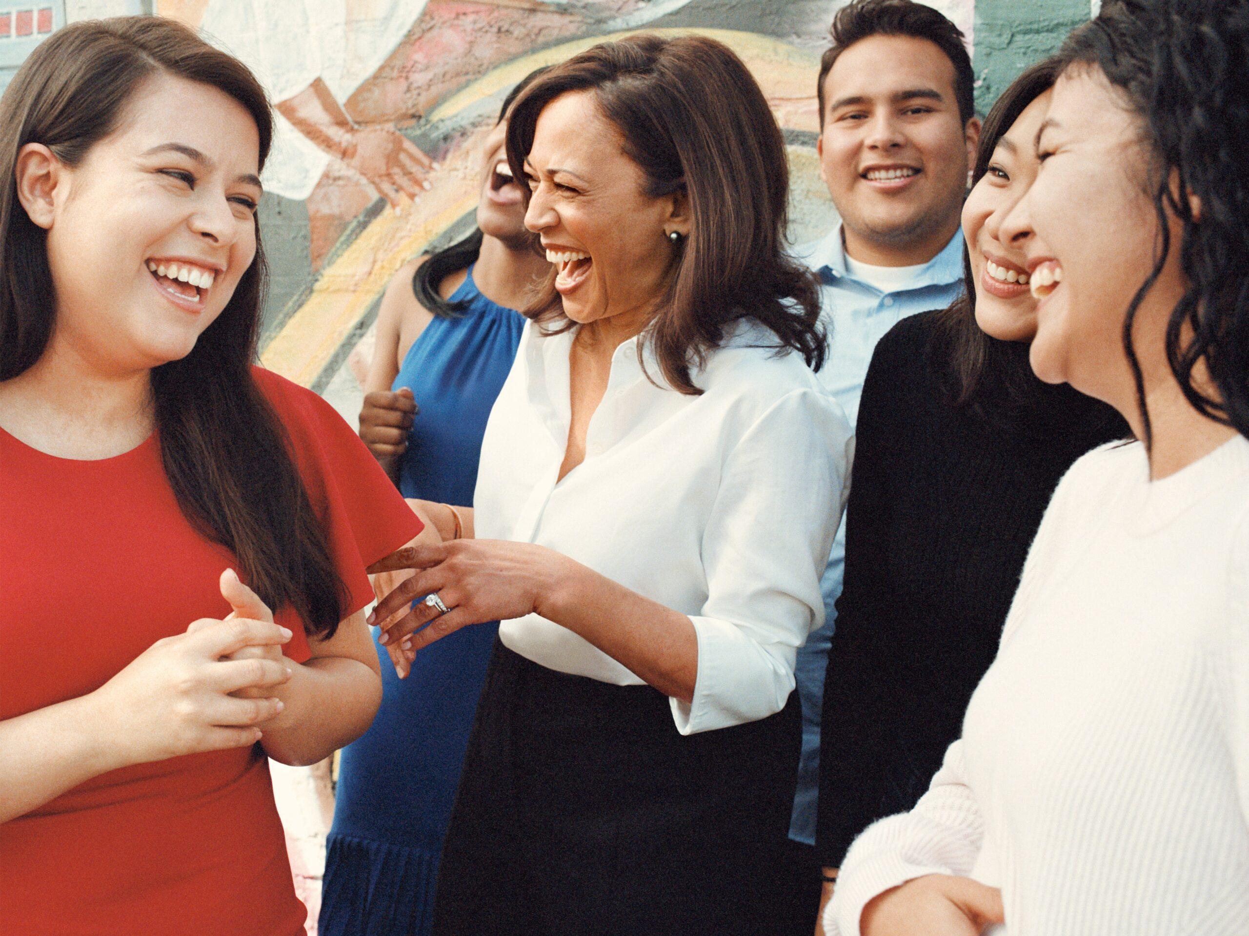 Quem é Kamala Harris, a primeira vice-presidente mulher dos Estados Unidos
