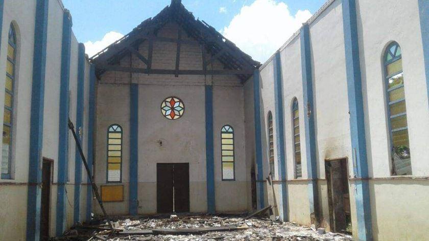 Insurgência em Cabo Delgado: Jihadistas destroem histórica missão católica