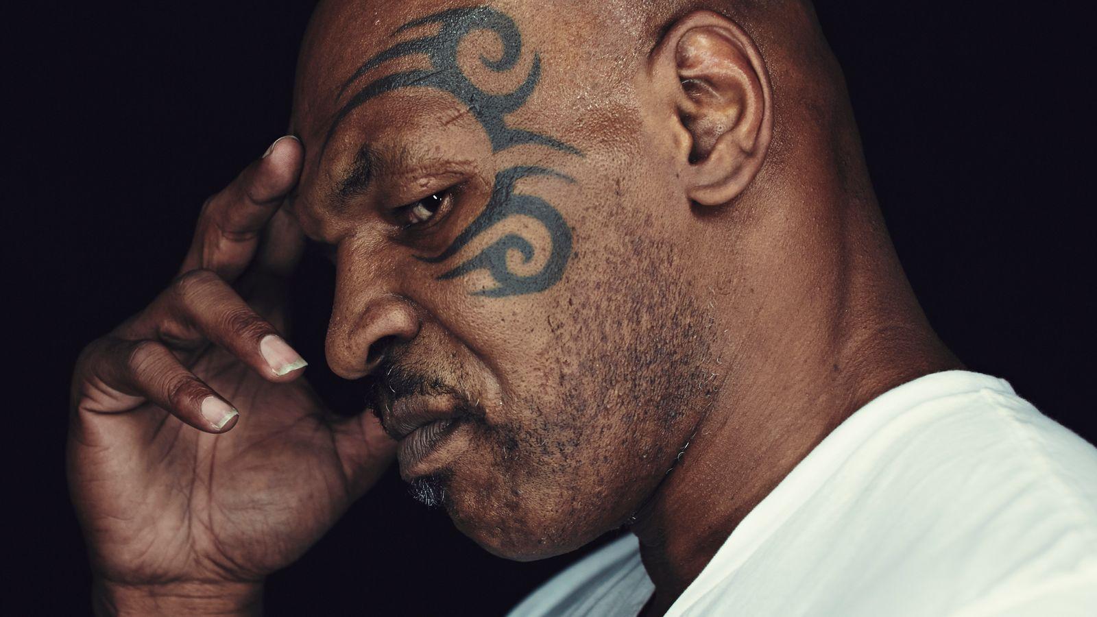 Aos 54 anos, Mike Tyson está de volta aos ringues.