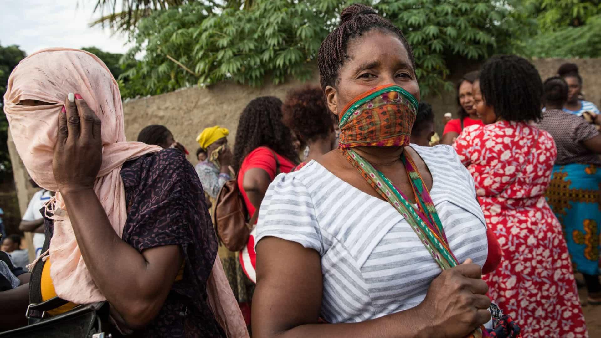 Moçambique anuncia mais oito mortes e 895 novos casos