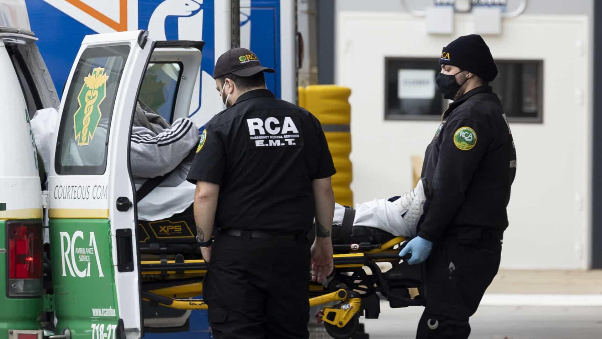 Covid-19: EUA com 1.110 mortos e mais de 181 mil casos nas últimas 24 horas
