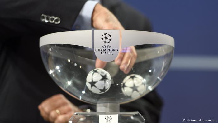 Sorteio dos oitavos-de-final da UEFA Champions League